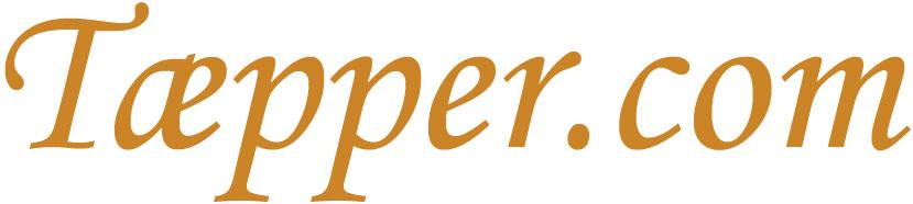 Tæpper.com